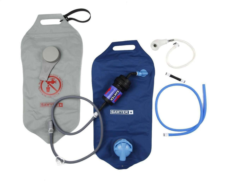 Sawyer 4-Liter Dual Bag Water Purifier System-Water filtration and Storage-Trail Kitchens