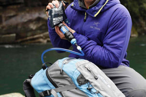Sawyer Products: Fast Fill Adapter for Hydration Packs camping hydration product