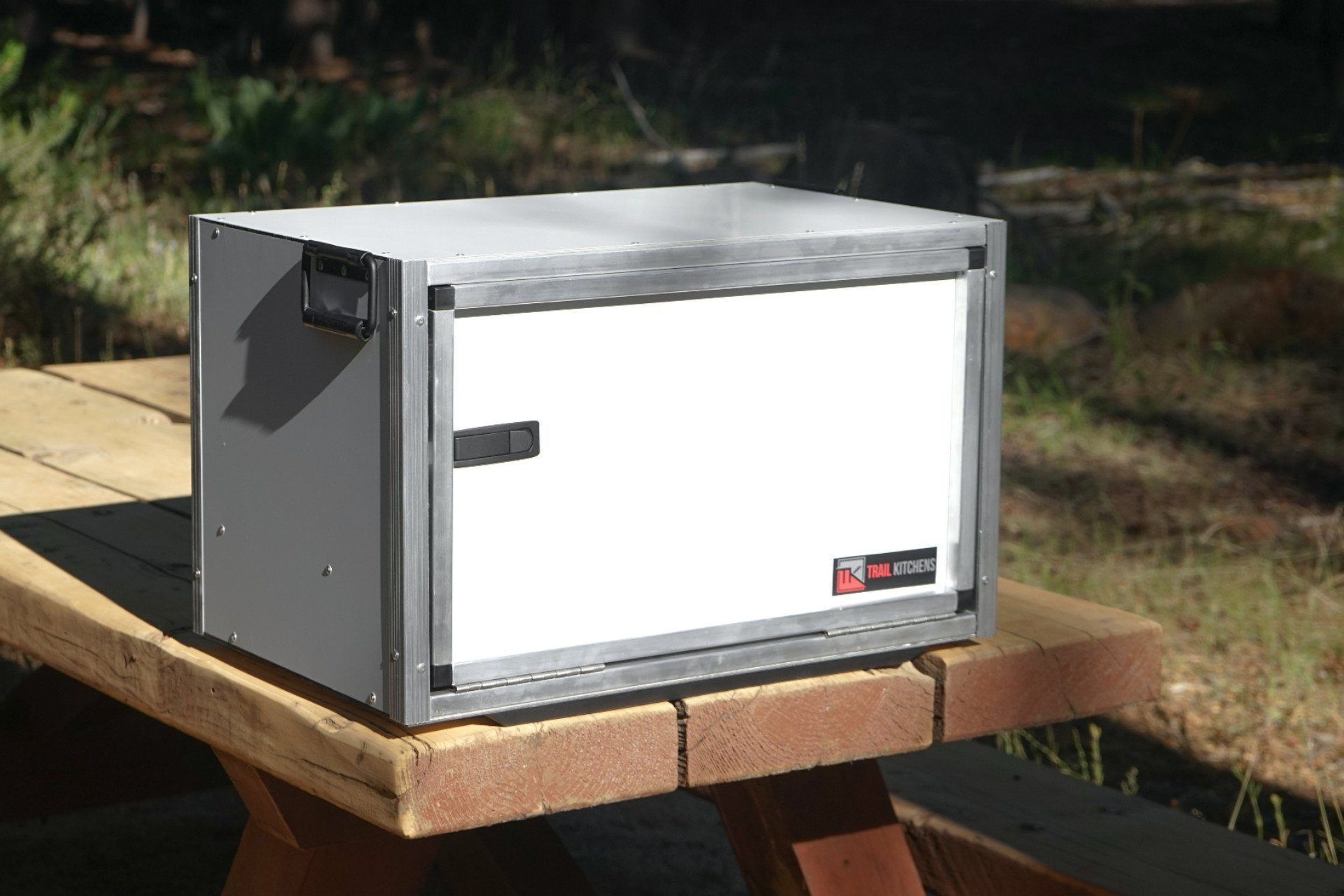 The Ultimate Camping Chuck Box - Trail Kitchens