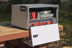 The Little Charlie-Portable Kitchens-Trail Kitchens