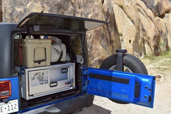 Jeep Kitchen Slide Out Camp Kitchen Trail Kitchens