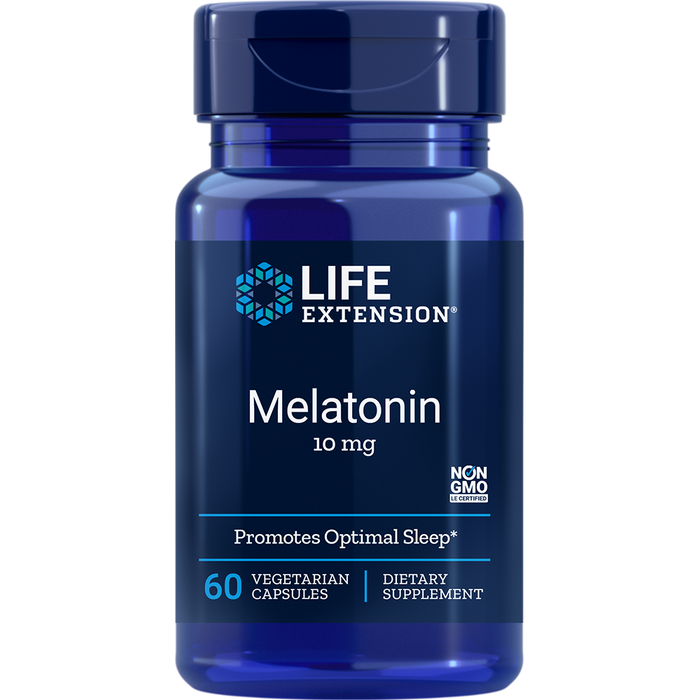 Melatonin (10 mg) (60 Capsules)