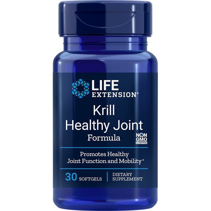 Krill Healthy Joint Formula (30 Softgels)