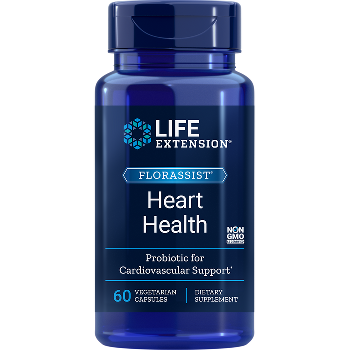 FlorAssist Heart Health (60 Capsules)