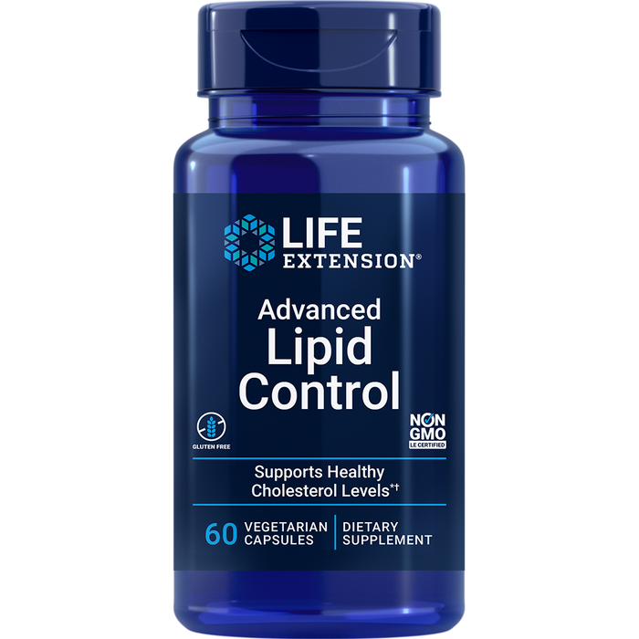 Advanced Lipid Control (60 Capsules)