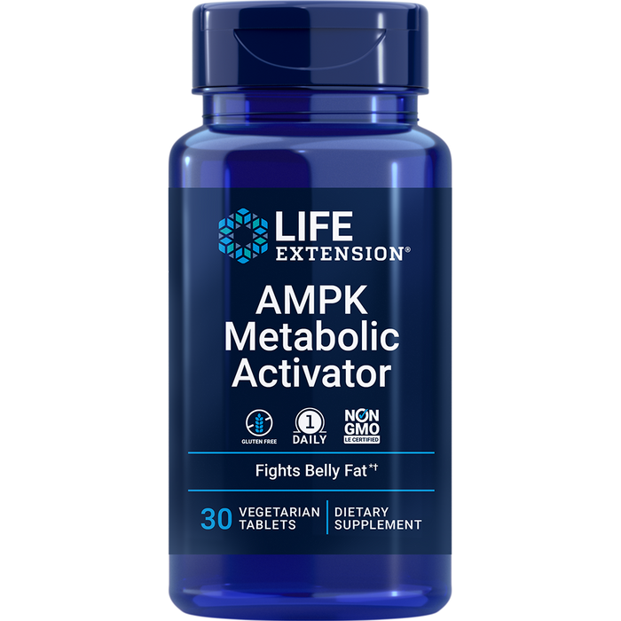 AMPK Metabolic Activator (30 Tablets)