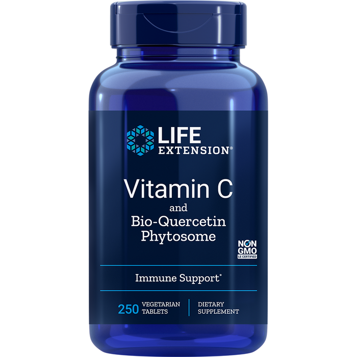 Vitamin C and Bio-Quercetin Phytosome (1000 mg)