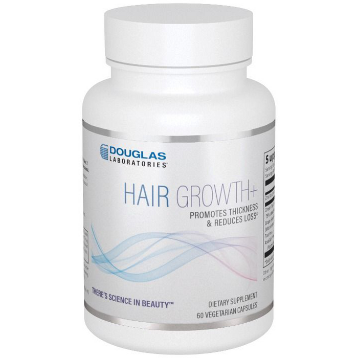 Hair Growth+ (60 Capsules)