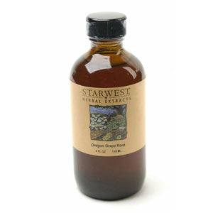 Oregon Grape Root Extract Wildcrafted