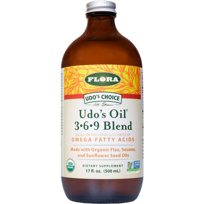 Udo's Choice Oil Blend 3.6.9