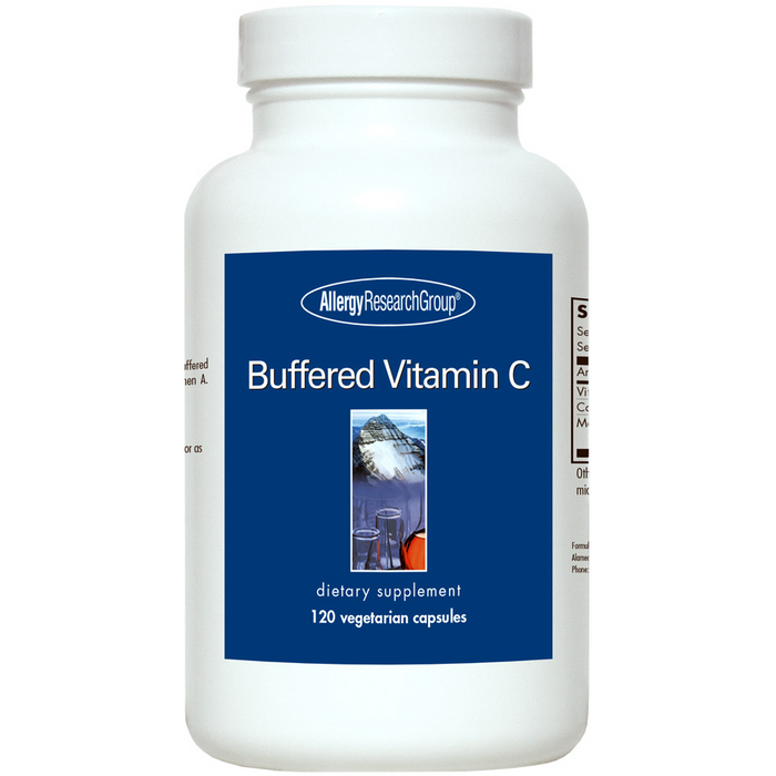 Buffered Vitamin C 500 mg (120 Capsules)