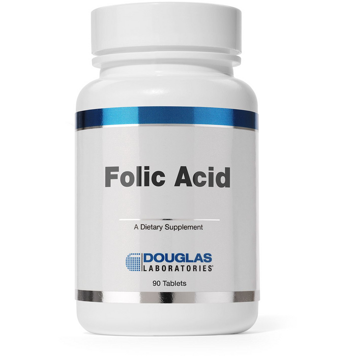 Folic Acid (400 mcg) (90 Tablets)