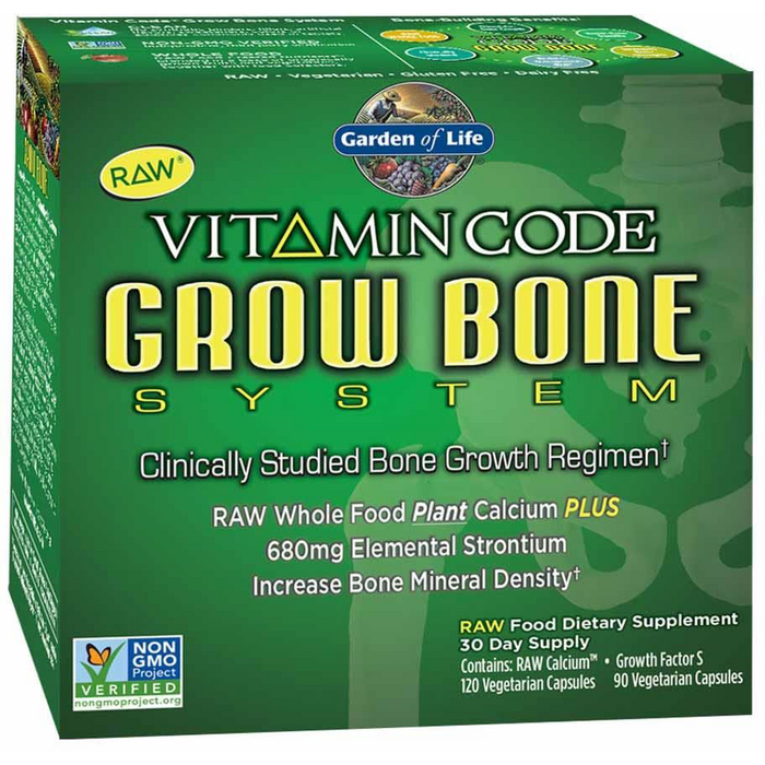 Vitamin Code Grow Bone System (1 Kit)