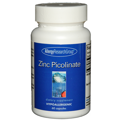 Allergy Research Zinc Picolinate 25 mg