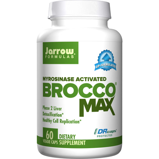 Jarrow BroccoMax Broccoli Seed Extract