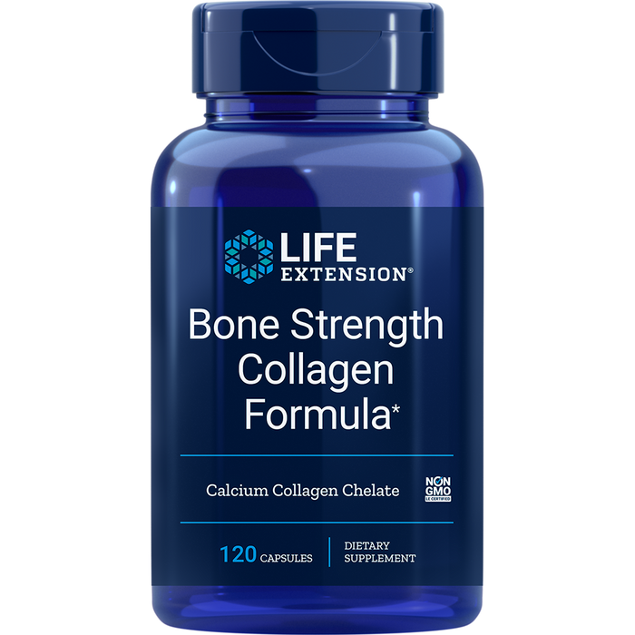 Bone Strength Collagen Formula (120 Capsules)