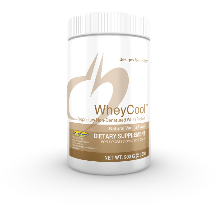Designs for Health Whey Cool Vanilla