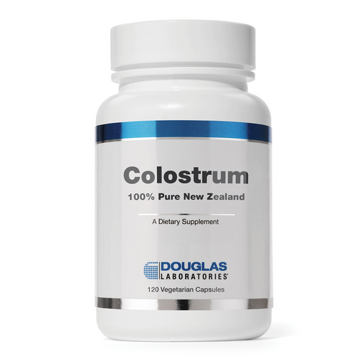 Douglas Laboratories Colostrum (100% Pure New Zealand) 120 Capsules