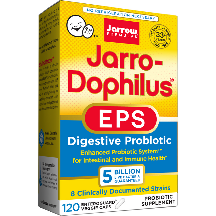 Jarro-Dophilus EPS (5 Billion) (120 Capsules)