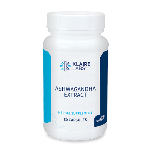Klaire Ashwagandha Extract (60 Capsules)
