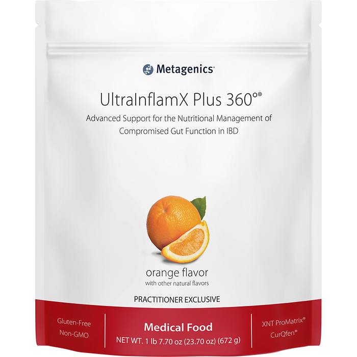 UltraInflamX PLUS 360 - Orange Flavor