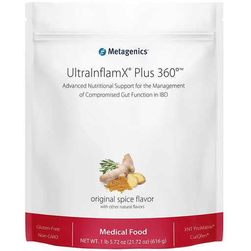 UltraInflamX PLUS 360 - Original Spice Flavor