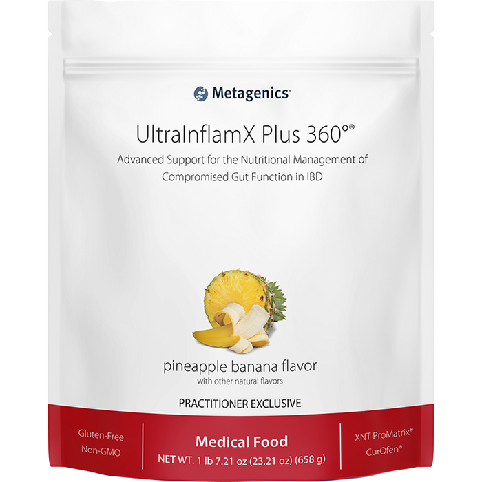 UltraInflamX PLUS 360 - Pineapple Banana Flavor