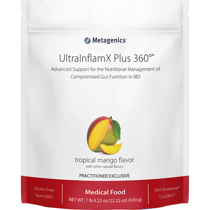 UltraInflamX PLUS 360 - Tropical Mango Flavor