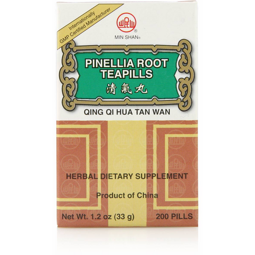 Min Shan Qing Qi Hua Tan Wan (Clean Air Teapills) (200 Pills)