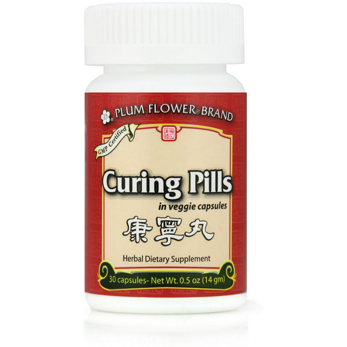 Plum Flower Curing Pills