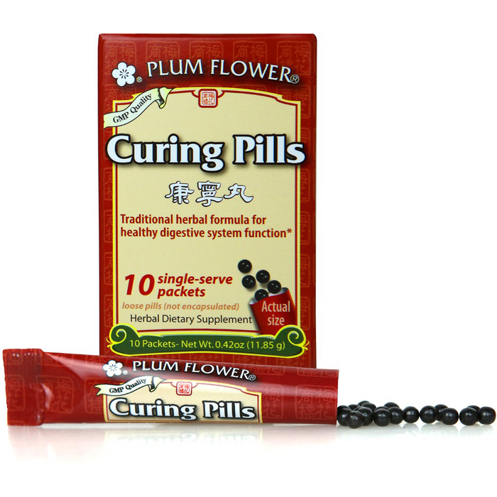 Curing Pills (Stick Packs) (10 Packets)