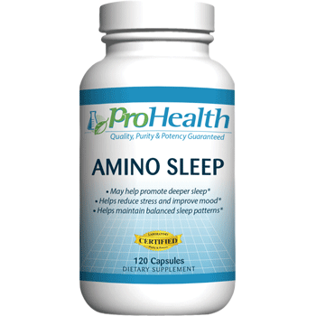 Amino Sleep (120 Capsules)