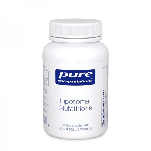 Pure Encapsulations Liposomal Glutathione (60 Softgels)