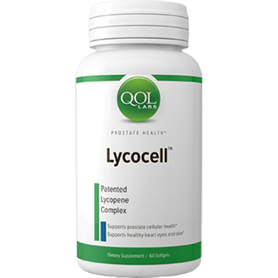 QOL Quality of Life Labs Lycocell (60 Softgels)