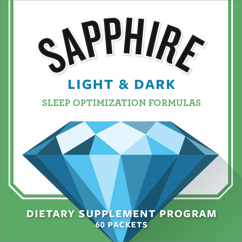 Sapphire Sleep System (60 Packets)