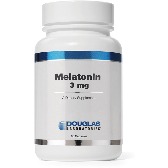 Melatonin (3mg) (60 Capsules)