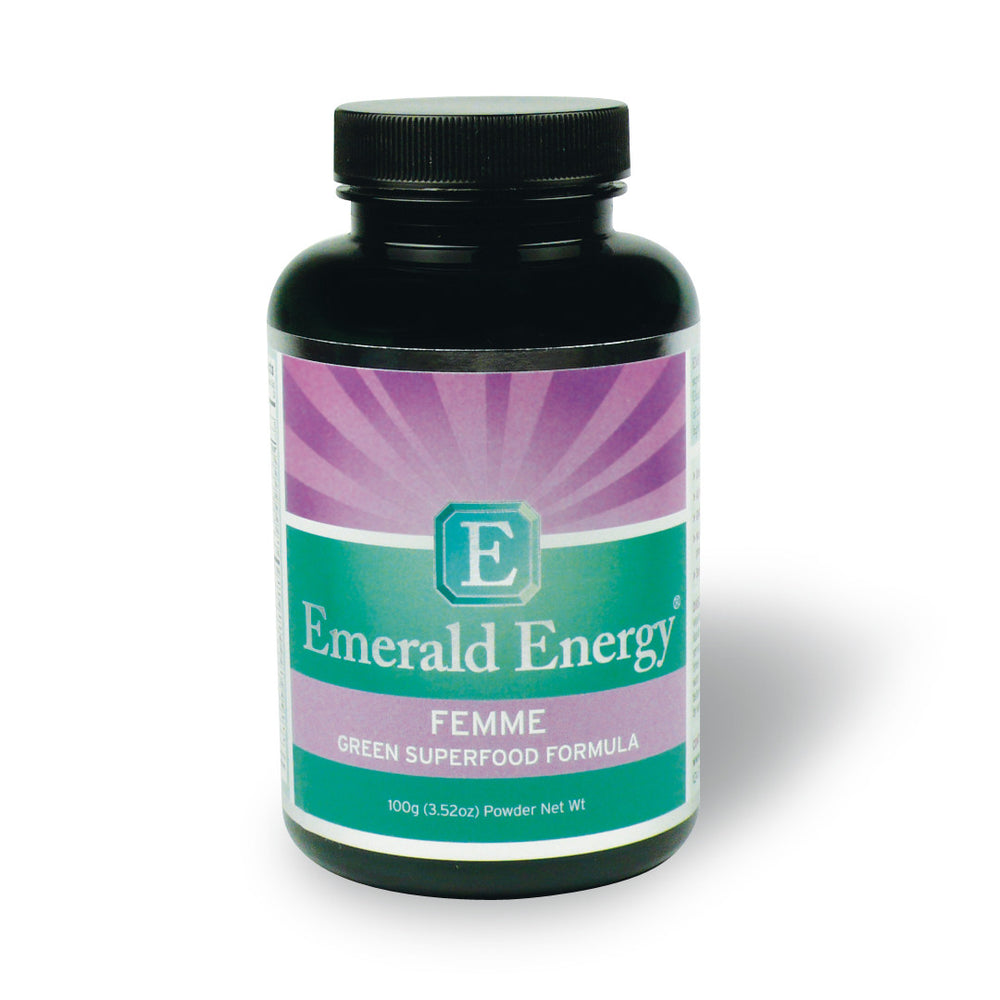 Emerald Products Emerald Energy Femme (100g Powder)