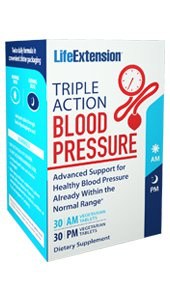 Triple Action Blood Pressure (60 Tablets)