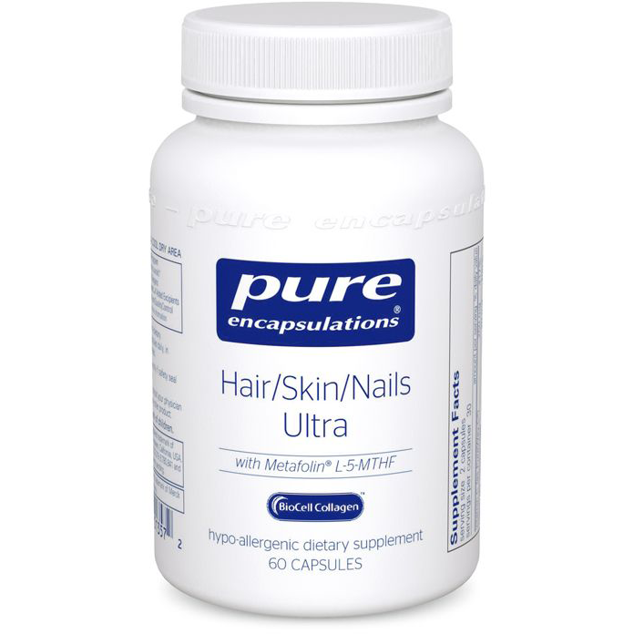 Hair/Skin/Nails Ultra (60 Capsules)