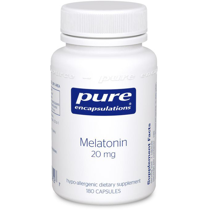 Melatonin (20 mg)