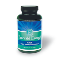 Emerald Energy Male (100g Powder)