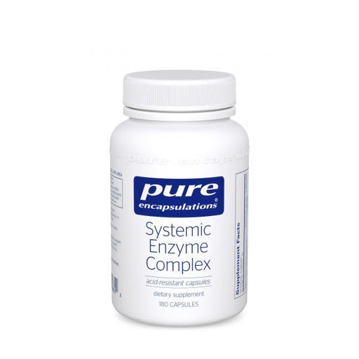 Systemic Enzyme Complex (180 Capsules)