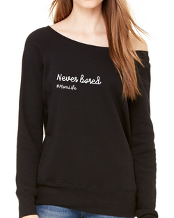 Never Bored Sweater