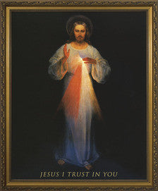 Catholic Art - Divine Mercy and Portraits of Jesus
