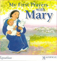My First Prayers with Mary Board Book