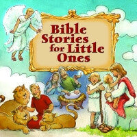 Bible Stories for Little Ones Board Book