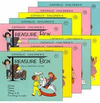 Treasure Box Books - Volumes 11-20