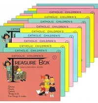 Treasure Box Books - Volumes 1-20