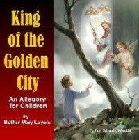 King of the Golden City CD Audiobook