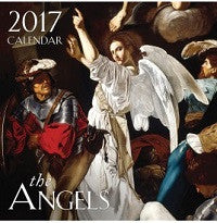 2017 The Angels Wall Calendar
